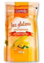 Кукурузная мука Castello 500 g