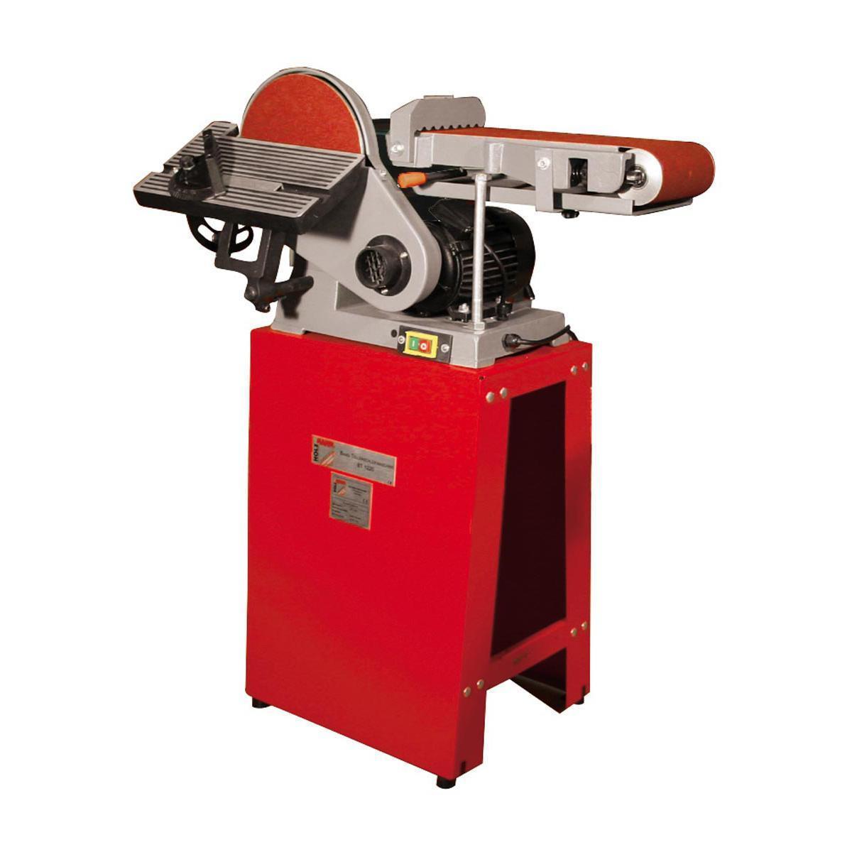 Стрічково-дисковий шліфувальний верстат Holzmann BT 1220