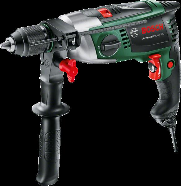 Дрель ударная Bosch AdvancedImpact 900 (0.9 кВт, БЗП) (0603174020)