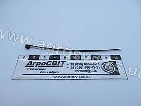 Хомут пластиковый (стяжка) 2,5х100