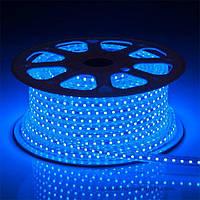 Xmas Rope Light Дюралайт Шланг LED 10 метрів СИНІЙ