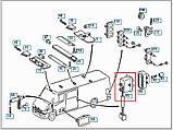Контакт боковой двери MB Sprinter/VW LT 96-00, фото 3