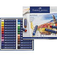 Масляная пастель Faber Castell GOLDFABER 24 цв. (127024)