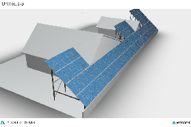 Мережева СЕС 60 кВт у с. Поториця (Дві по 30 кВт) 5