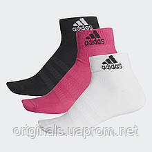 Короткие носки Adidas Ankle 3 Pares DZ9437 2019/2