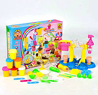 """Игровой набор масса для лепки Замок сладостей 7225 Fun Game """"Замок солодощів"""""""