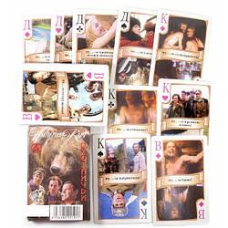 Карты игральныe атласные Duke Тосты 36 листов 66x56 мм DN30688, КОД: 716546