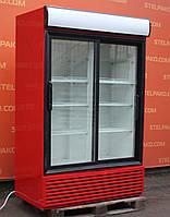 Холодильная шкаф витрина «Frigorex FVS 1200» (Россия), полезный объём 1200 л. Б/у