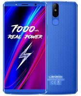 "Смартфон Leagoo Power 5 Blue 6/64Gb, 13+5/13Мп, Helio P23, 2sim, 5.99"" IPS, 7000mAh, 4G, 8 ядер, фото 1"