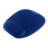 Коврик для мыши Kensington Comfort с подушкой под запястье синий