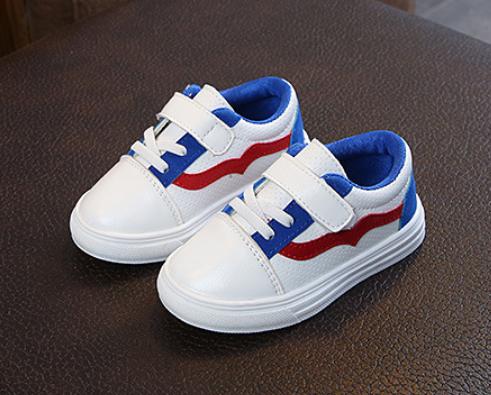 Белые детские кроссовки Детские кроссовки Детские кроссовки на липучке