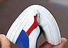Белые детские кроссовки Детские кроссовки Детские кроссовки на липучке, фото 4