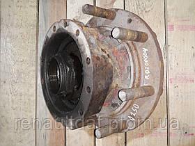 Ступица задняя на Renault Midlum на 8 шпилек, 19,5 колеса под барабан. Оригинальный номер - 5010319995