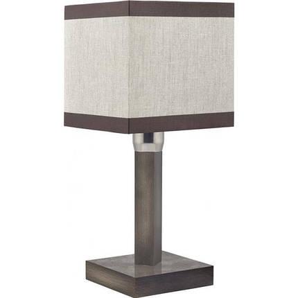 Настольная лампа TK Lighting Lea Gray 567, фото 2