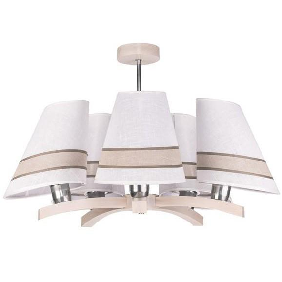 Люстра TK Lighting Mila804