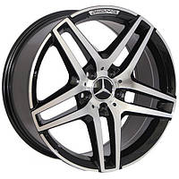 Литые диски Replica Mercedes (BK967) R18 W8.5 PCD5x112 ET35 DIA66.6 (BP)