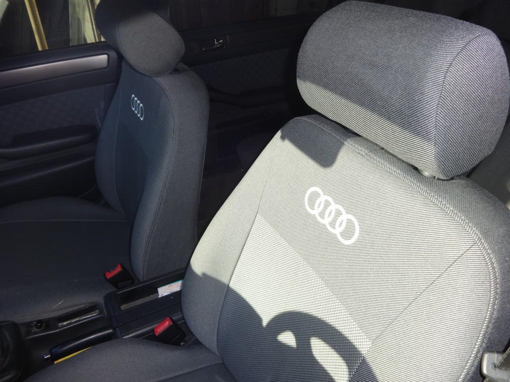 Чехлы модельные Audi А-6 (С3) 100-ка