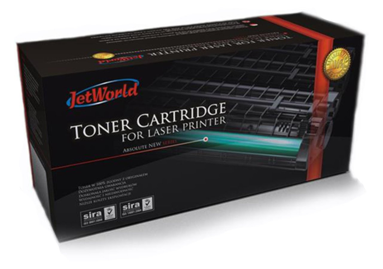 Картридж-туба JetWorld Panasonic KX-FAT411 Black для KX-MB2000/KX-MB2061PD