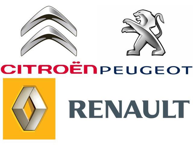 Запчасти Renault / Рено, Peugeot / Пежо, Citroen / Ситроен