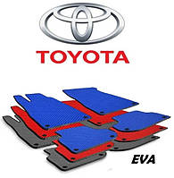 Авто коврики EVA автоковрик ева TOYOTA Auris Highland ER Hilux Yaris CooB