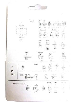 Термопара универсальная (universal) для газа 90см-30mv-60sec, фото 2