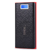 Внешний аккумулятор Power bank 40000 mAh Pineng PN-920 Black (3303) #S/O