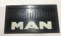 Брызговик тисненый MAN 650X350MM