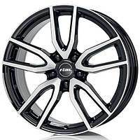 Литі диски Rial Torino R16 W6.5 PCD5x105 ET40 DIA56.6 (diamond black front polished)