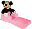 Детское мягкое кресло Минни Маус розовое, фото 2