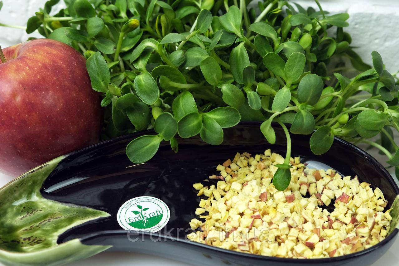 Сушеные яблоки 5*5, 1 кг.