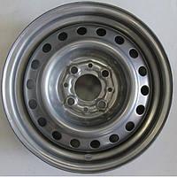 Стальные диски Steel ДК R14 W5.5 PCD5x100 ET35 DIA57.1 (серебро)