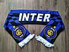 Футбольный шарф Интер синий