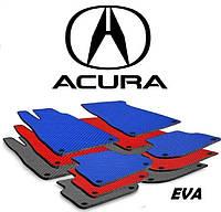 Авто коврики EVA автоковрик ева ACURA MDX RDX RL TLX TSX CooB