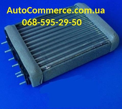 Радиатор отопителя (печки) DONG FENG 1032/1044 ДОНГ ФЕНГ, БОГДАН DF20, DF30, фото 2