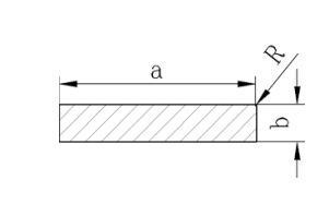 Алюминиевая полоса 75х10, анод 1 метр| Шина