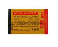 Аккумулятор Avalanche P LG GS290 (700mAh)