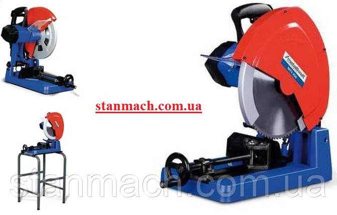 Metallkraft MTS 356 (230V)   Дисковая пила по металлу, фото 2
