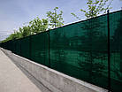 Сетка затеняющая 95% ширина 1,5м, фото 5