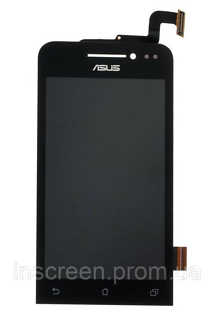 Дисплей Asus ZenFone 4 (A400CXG) з сенсором (тачскрін) чорний