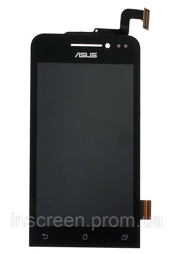 Дисплей Asus ZenFone 4 (A400CXG) з сенсором (тачскрін) чорний, фото 2