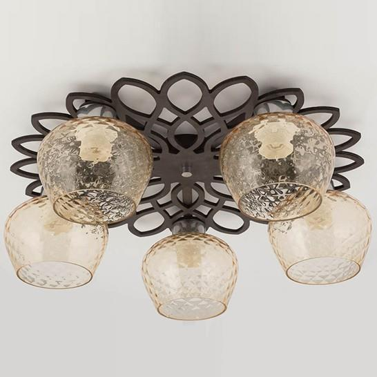 Люстра TK Lighting Dalia Venge615