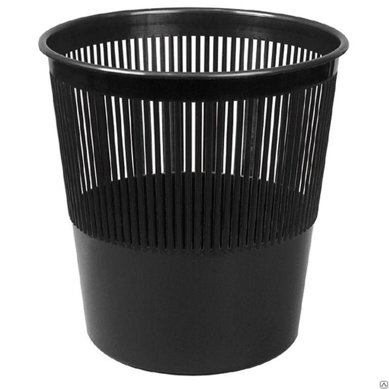 Корзина для бумаги пластик 12 л