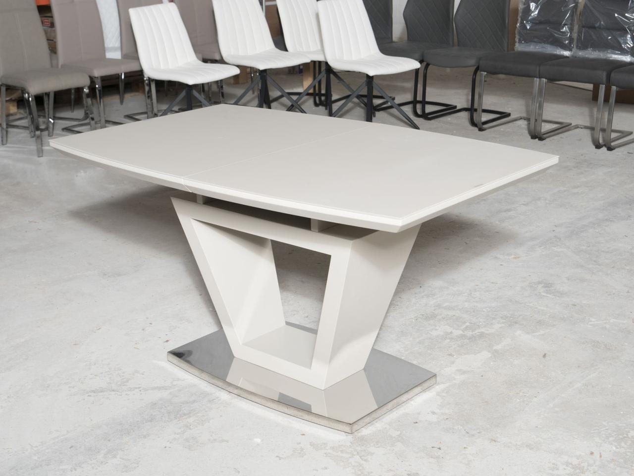 Стол  обеденный современный Seattle  (Сиэтл) DT-9801   Евродом, цвет мокко