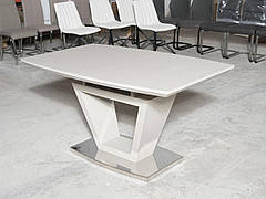 Стол  обеденный современный Seattle  (Сиэтл) DT-9801    Evrodim, цвет мокко