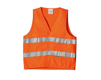 Жилет Сигнальный оранжевый XL евро качество