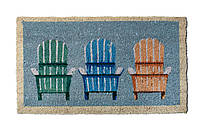 Коврик для прихожей кресла 75см 105918