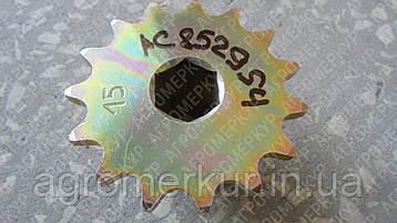 Зірочка Z-15 AC852954 Kverneland, фото 2