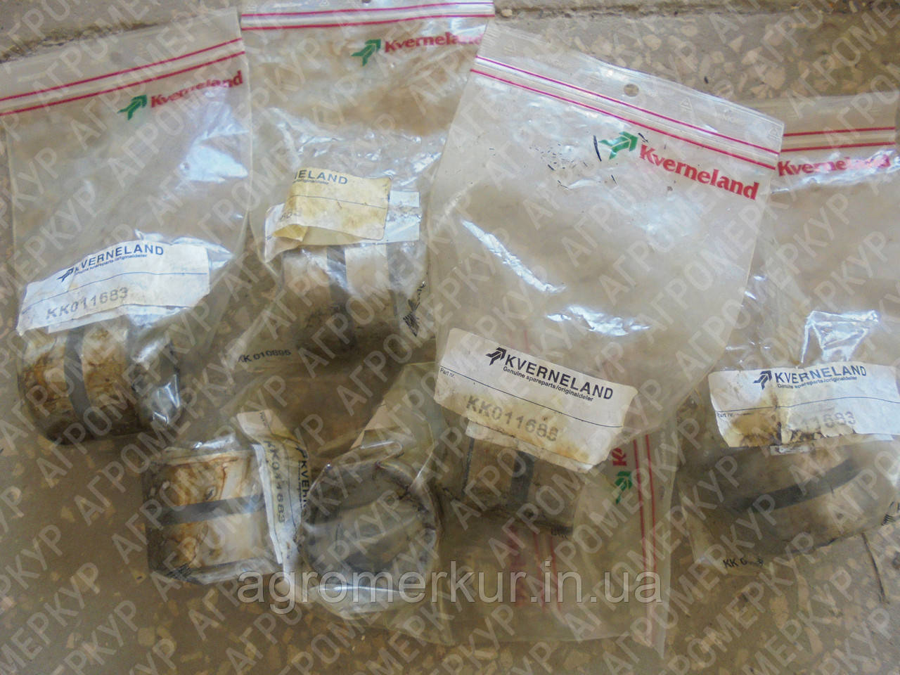 Втулка металева KK011683 Kverneland 40X50X40