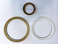 Багет дерев'яний  круг/овал нст-др2СМ (ТЕ/СВ/БІ)