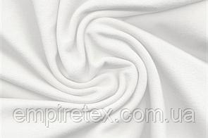 Трехнитка с начесом Белая (Турция)